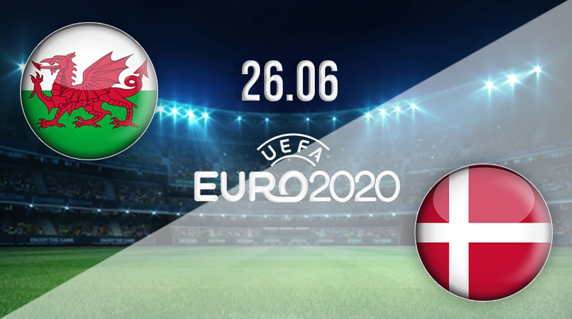 Euro 2020 last-16  against Denmark vs Wales  Match Prediction, Odds and Betting Tips