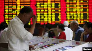 China is fighting stock trading