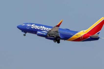Southwest Airlines warns that delta Covid variant