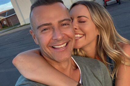 Joey Lawrence engaged to girlfriend Samantha Cope