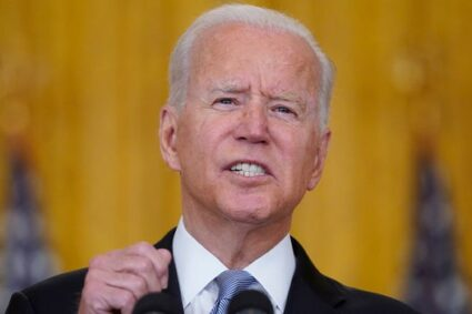 Biden has questioned the leadership of the unrest caused by the blast in Kabul