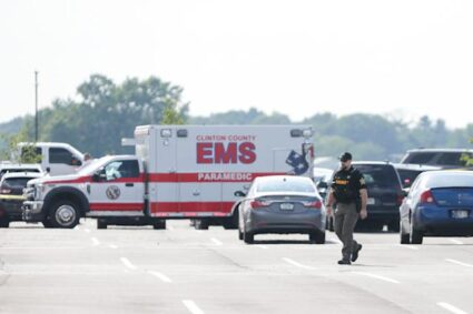 2 women dead after shooting at Indiana factory